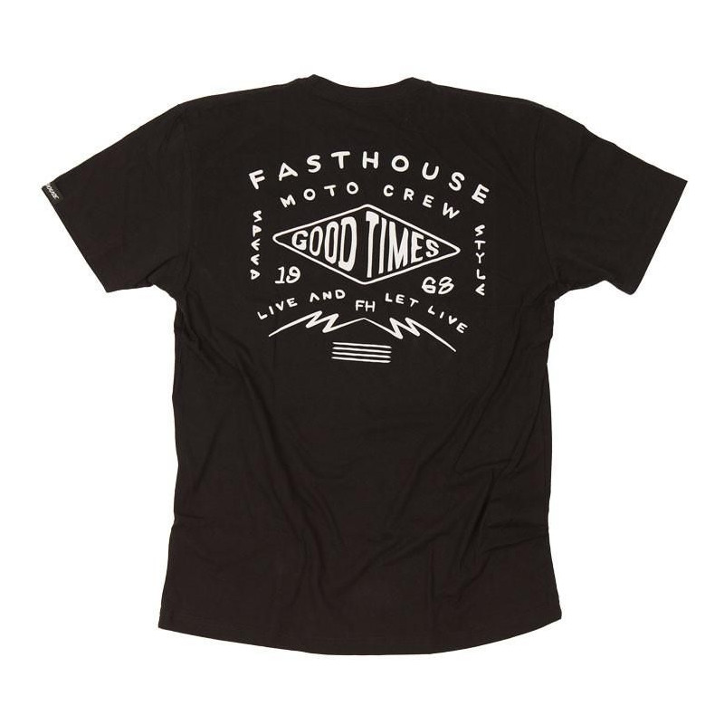 FASTHOUSE SHIRT CLEAN