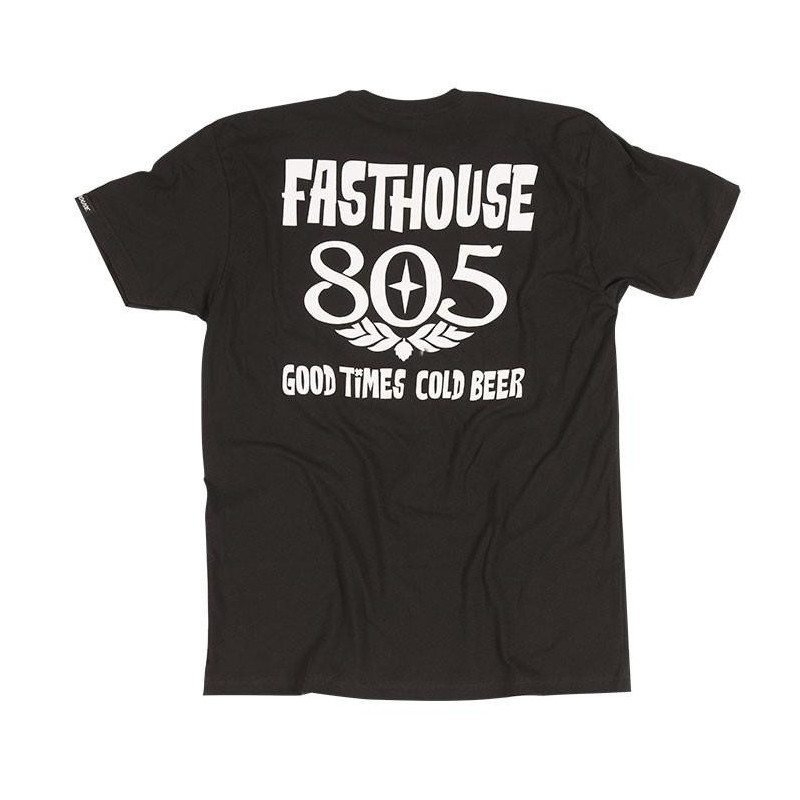 FASTHOUSE SHIRT 805 COLD ONE