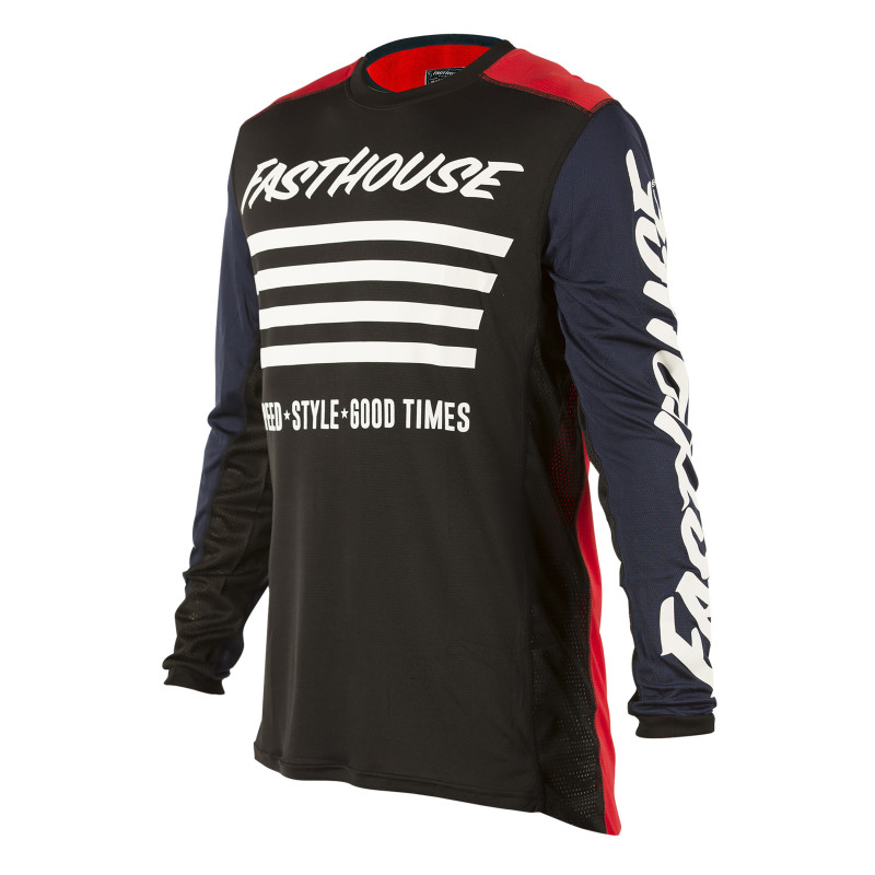 FASTHOUSE JERSEY STRIPES