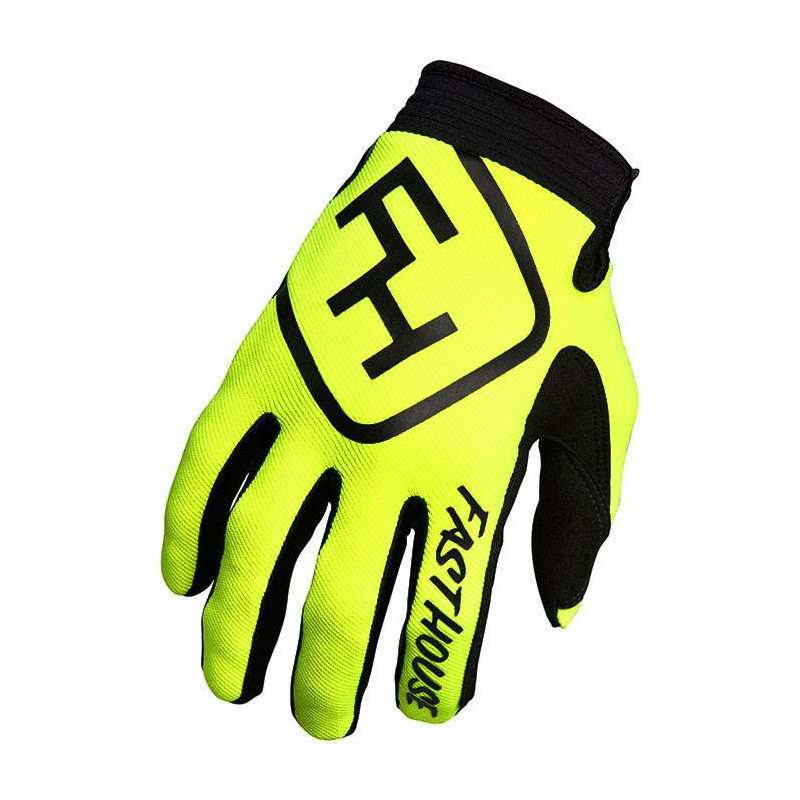 FASTHOUSE GLOVES SPEEDSTYLE YOUTH YELLOW