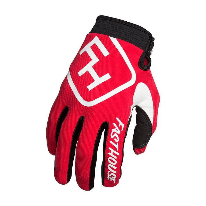 FASTHOUSE GLOVES SPEEDSTYLE RED