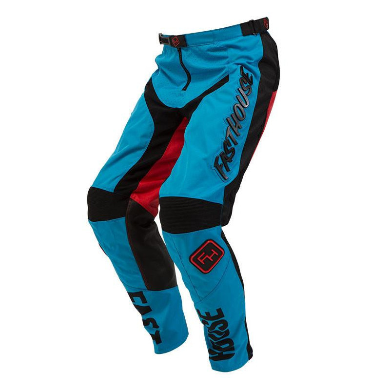 FASTHOUSE PANT GRINDHOUSE ELEC BLUE