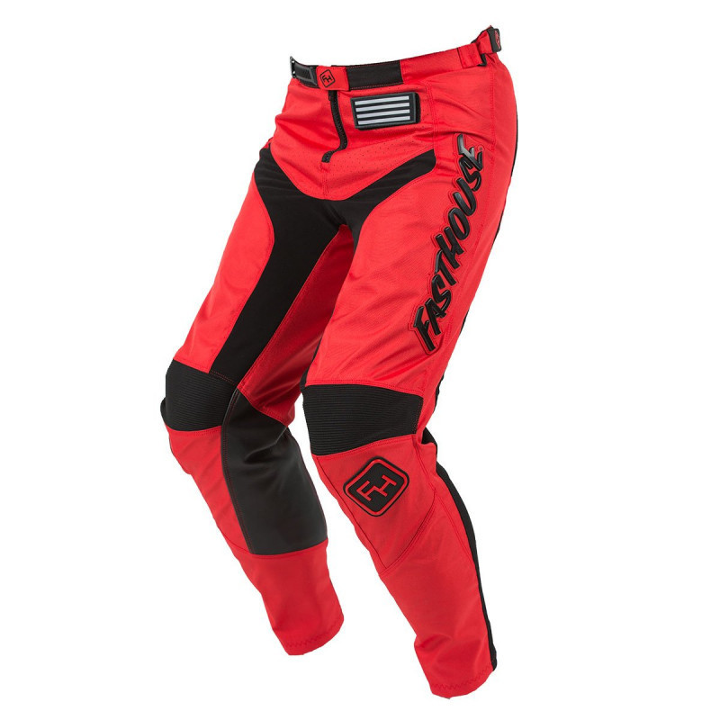 FASTHOUSE PANT GRINDHOUSE RED