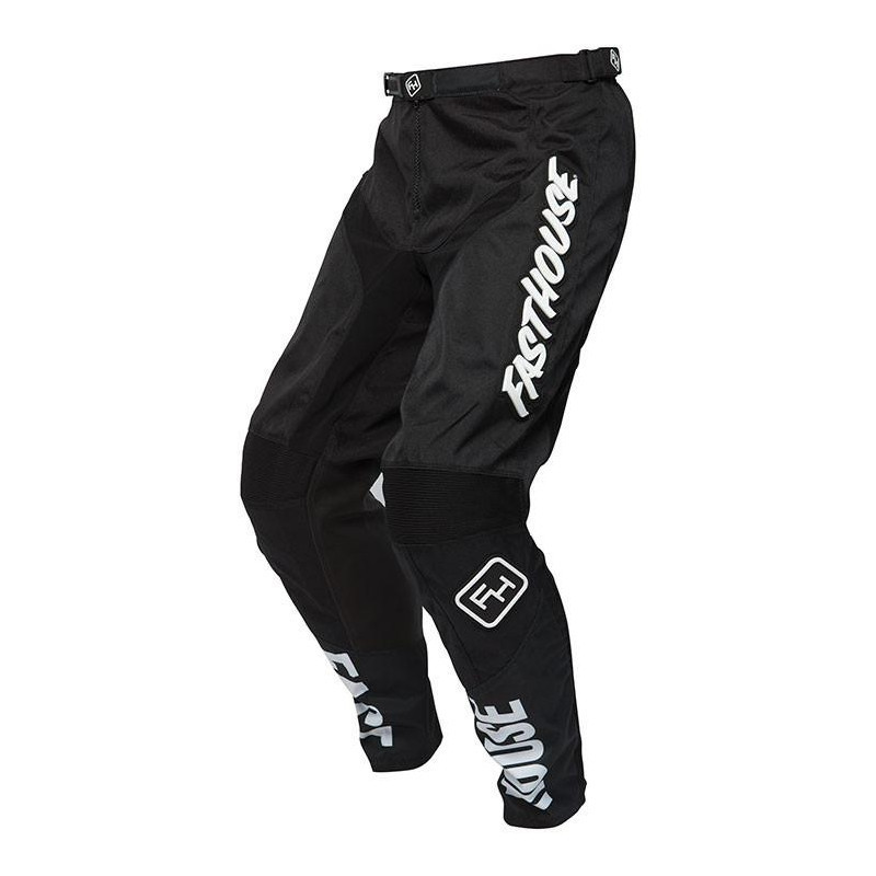 FASTHOUSE PANT YOUTH GRINDHOUSE BLACK