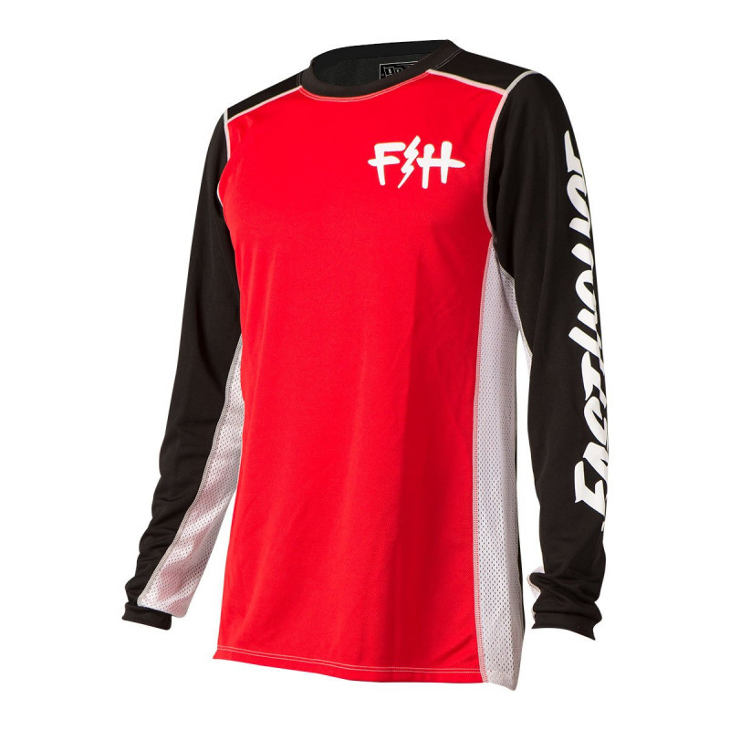 FASTHOUSE JERSEY BOLT RED