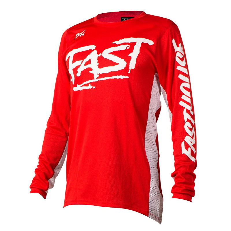 FASTHOUSE JERSEY FAST RED