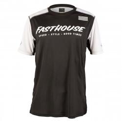 FASTHOUSE BIKE JERSEY FASTLINE CLASSIC BLACK
