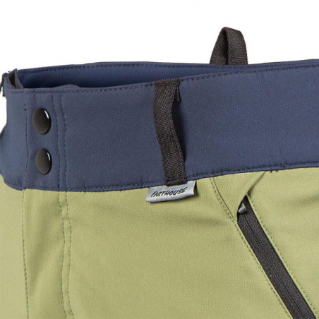 FASTHOUSE BIKE SHORT CROSSLINE OLIVE