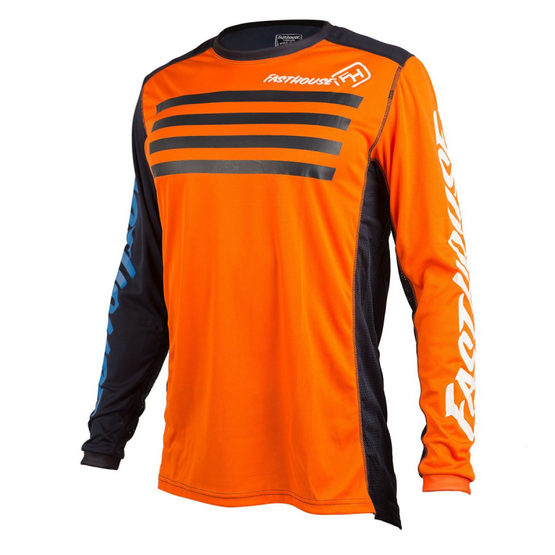FASTHOUSE JERSEY STAPLE ORANGE