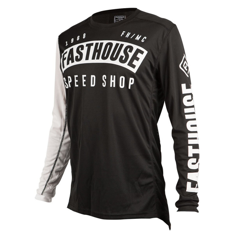 FASTHOUSE JERSEY BLOCK BLACK