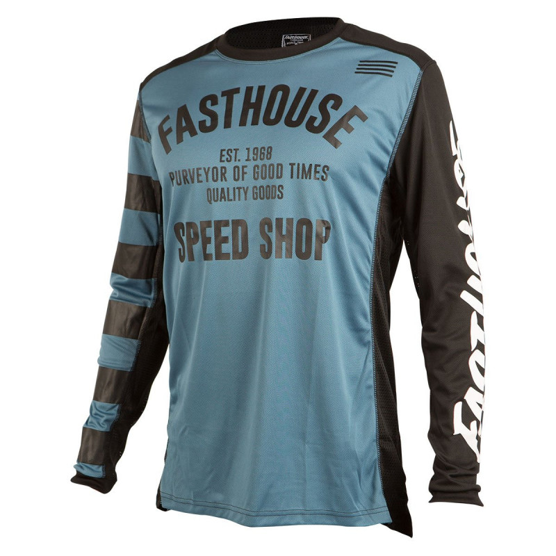 FASTHOUSE JERSEY SPEEDSHOP SLATE BLUE
