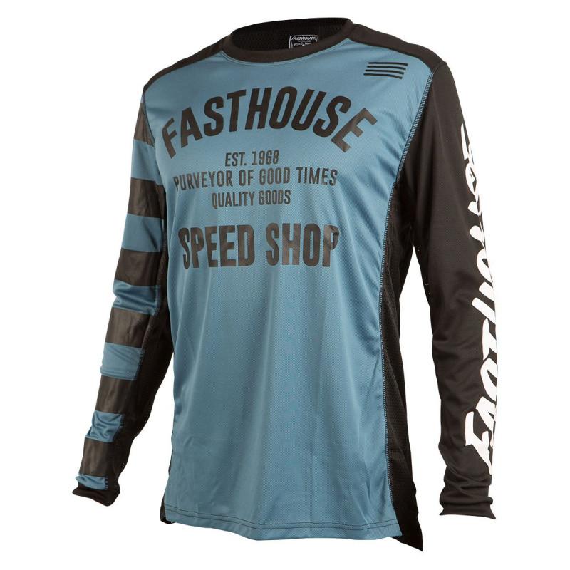 FASTHOUSE JERSEY SPEEDSHOP SLATE BLUE
