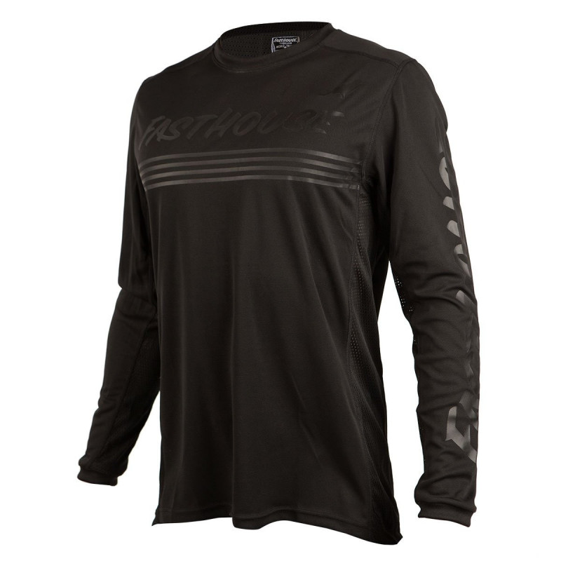 FASTHOUSE JERSEY RAVEN BLACK