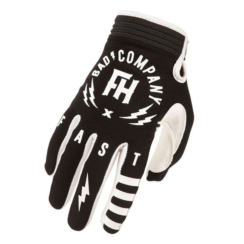 FASTHOUSE GLOVES SPEEDSTYLE BADCO BLACK