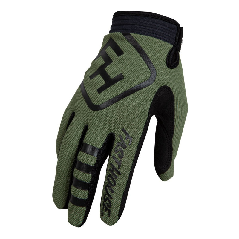 FASTHOUSE GLOVES SPEEDSTYLE PATRIOT OLIVE