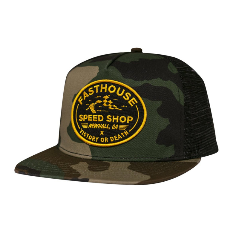 FASTHOUSE HAT VICTORY CAMO