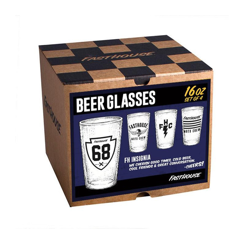 FASTHOUSE GLASSES INSIGNIA BOX