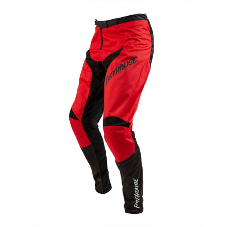 FASTHOUSE BIKE PANT FASTLINE RED