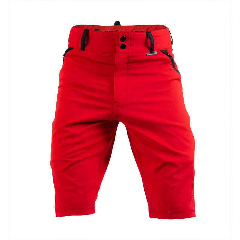 FASTHOUSE BIKE SHORT CROSSLINE RED