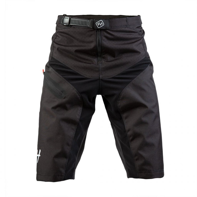 FASTHOUSE BIKE SHORT RIPPER RACE BLACK