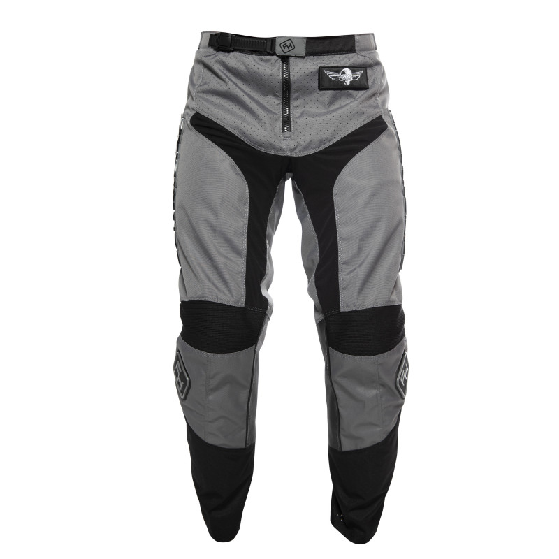 FASTHOUSE PANTS GRINDHOUSE GREY/BLACK