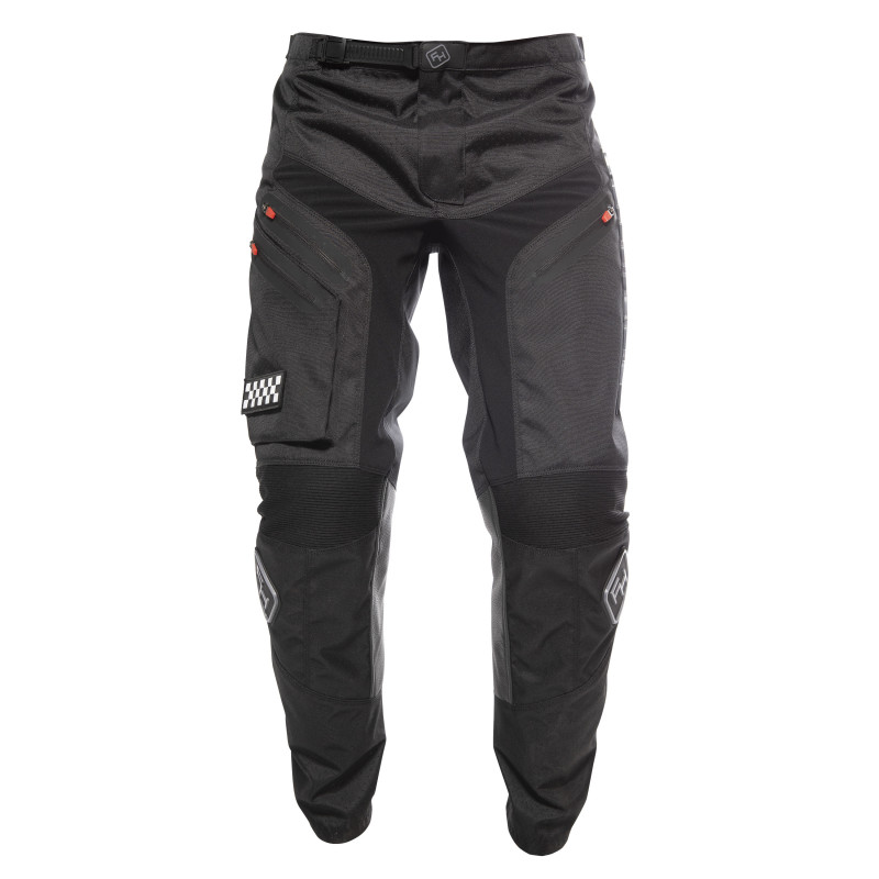 FASTHOUSE PANTS GRINDHOUSE OFF-ROAD BLACK
