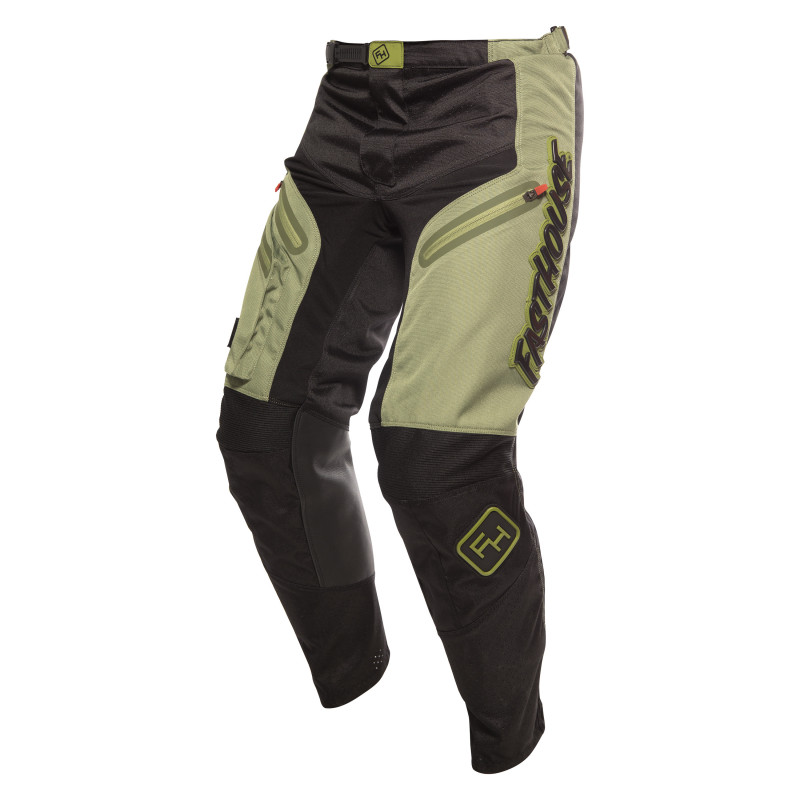 FASTHOUSE PANT GRINDHOUSE OFF-ROAD OLIVE