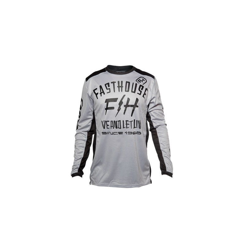 FASTHOUSE JERSEY DICKSON GREY