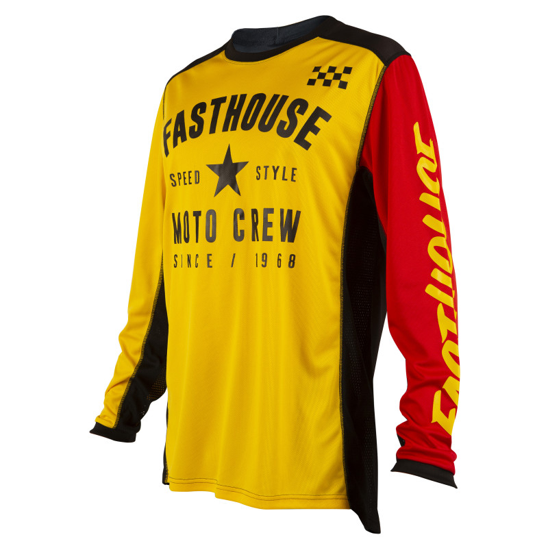 FASTHOUSE JERSEY PHANTOM YELLOW