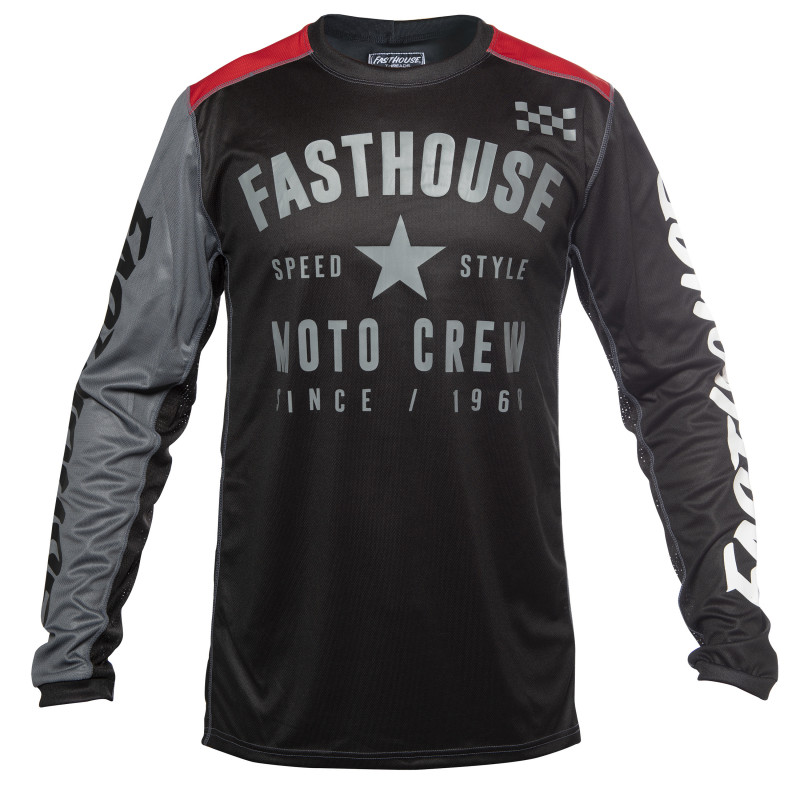 FASTHOUSE JERSEY PHANTOM BLACK