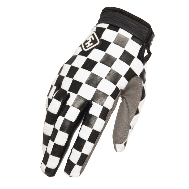 FASTHOUSE GLOVES SPEEDSTYLE CHECKERS BLACK