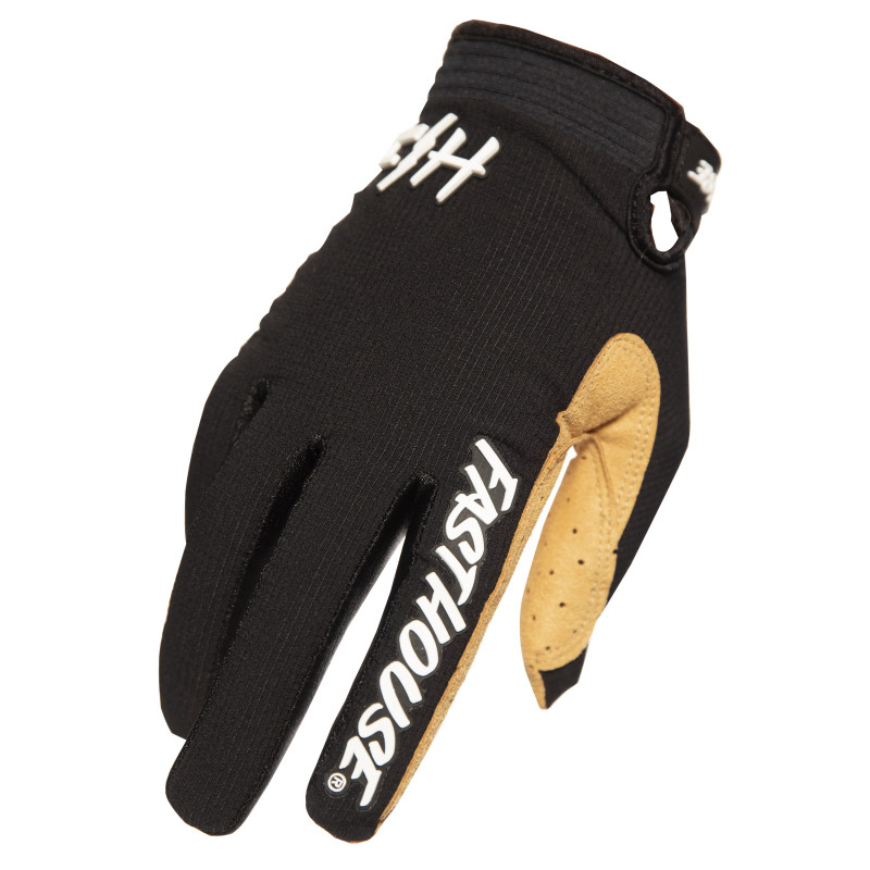 FASTHOUSE GLOVES SPEEDSTYLE AIR BLACK