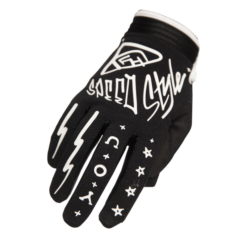 FASTHOUSE GLOVES SPEEDSTYLE BRUSH BLACK