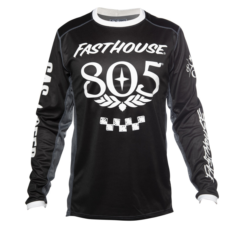 FASTHOUSE JERSEY 805 SEND IT BLACK