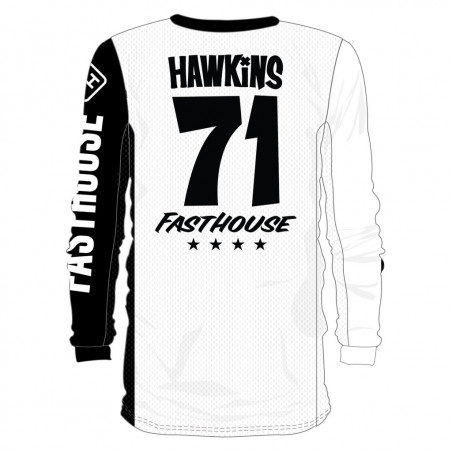 FASTHOUSE Flocage Maillot Personnalisé BANANA SOLID