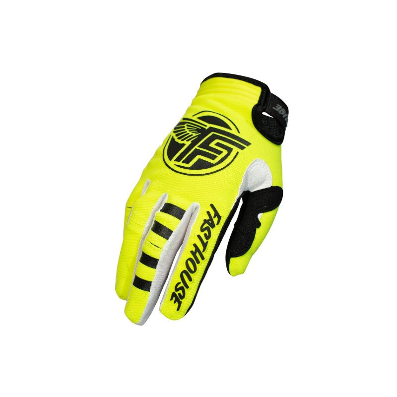 FASTHOUSE GLOVES SPEEDSTYLE FLIGHT HIGH VIZ