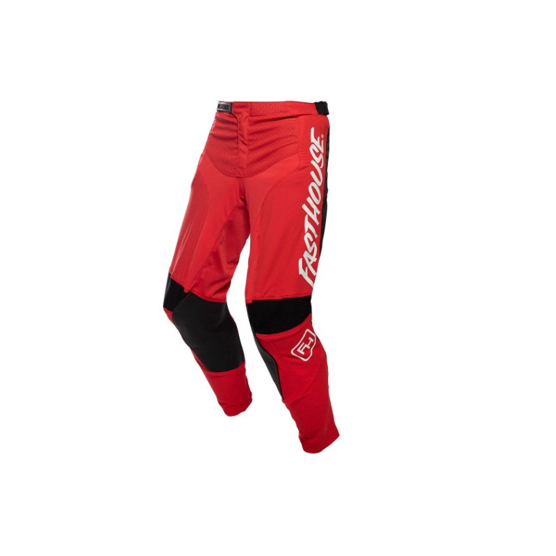 FASTHOUSE PANT SPEEDSTYLE RAVEN RED BLACK