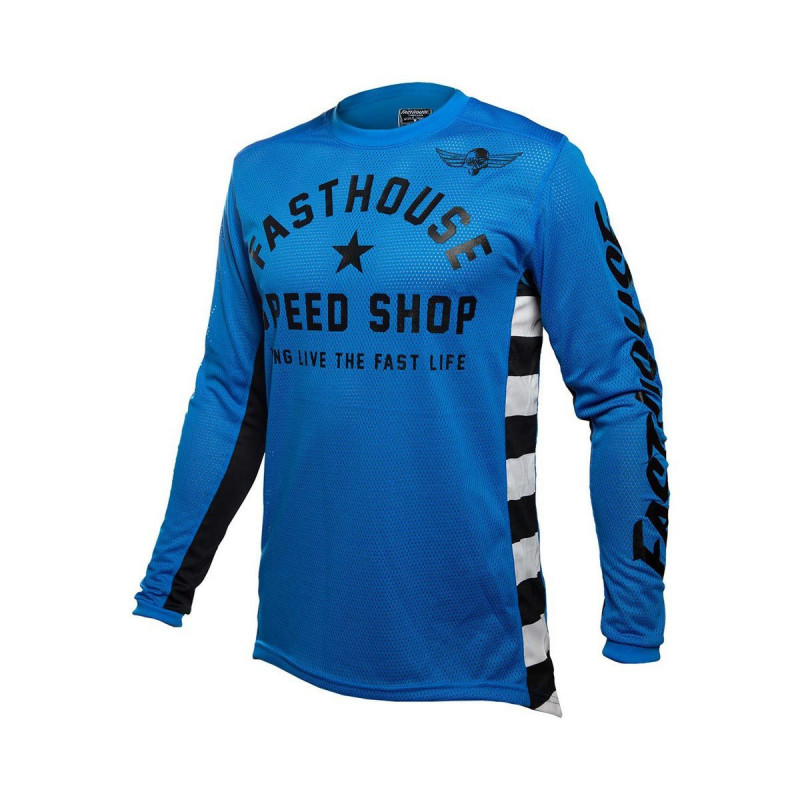 FASTHOUSE JERSEY ORIGINALS AIR COOLED BLUE YOUTH