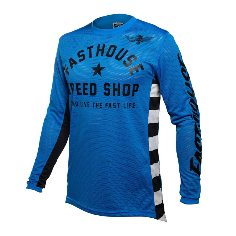 FASTHOUSE JERSEY ORIGINALS AIR COOLED BLUE