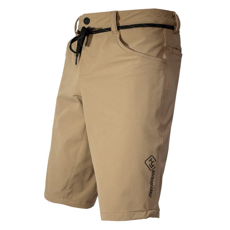FASTHOUSE BIKE SHORT KICKER KHAKI