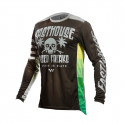 FASTHOUSE YOUTH JERSEY GRINDHOUSE SWELL BLACK/CHARCOAL