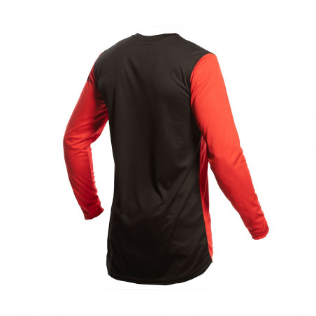 FASTHOUSE YOUTH JERSEY CARBON RED/BLACK