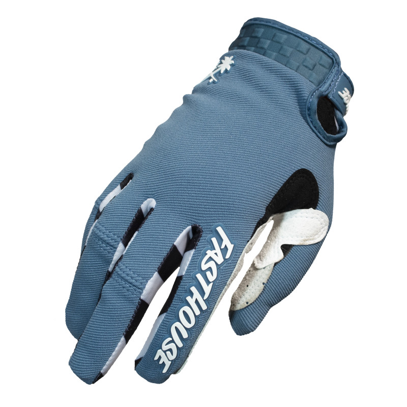 FASTHOUSE GLOVES MISCHIEF SLATE