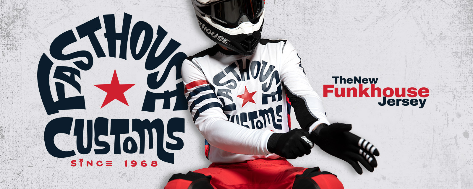 Maillots Moto FASTHOUSE