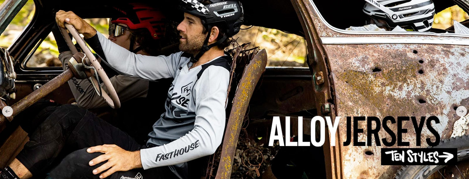 JERSEY FASTHOUSE MTB ALLLOY